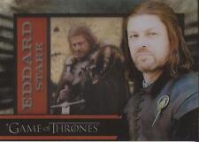 "Game of Thrones Season 1 - ""Eddard Stark"" Shadowbox Chase Card"