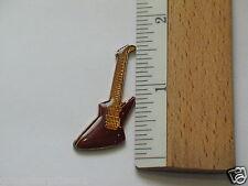 Epiphone Explorer Guitar Vintage Enamel Pin , (**