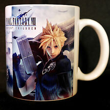 Final Fantasy 7 Advent Children - Coffee MUG CUP - Cloud Strife - FF7 Vii