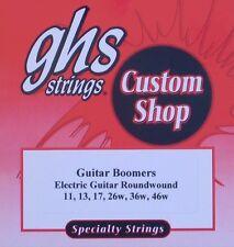 GHS Electric Steel Guitar Strings Gauge 11-46 - 2 Sets
