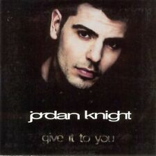 Jordan Knight Give it to you (2 tracks, 1999, cardsleeve)  [Maxi-CD]