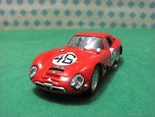 ALFA ROMEO Giulia TZ 2  Zagato coupè 1600 Monza 1966  - 1/43 Best LO0216 LE