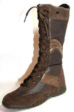 Chaussures marrons en daim pour fille de 2 à 16 ans