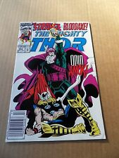 Thor 455 .    Marvel 1992 -  VF