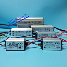 High Power supply LED Driver 3W 10w 20w 30w 50w 100w 150W 200W para el chip de luz