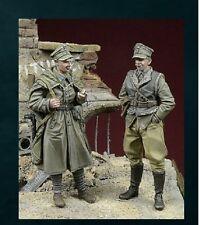 DDAY MINIATURE POLISH LWP SOLDIERS BERLIN 1945  Scala 1/35 Cod.35048