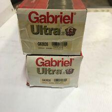 FORD MAVERICK/NISSAN PATROL 88/> GABRIEL REAR GAS SHOCK ABSORBERS G63835