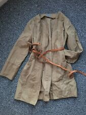 Great Ladies Coat Jacket by COS with Leather Belt. Size 38, UK 10