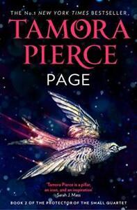 Tamora Pierce - Page *NEW* + FREE P&P