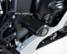 Aero LOWER Crash Protectors Yamaha YZF R1 2010 2011 2012 CP0195BL Black R&G