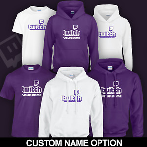 NEW T-Shirt And Hoodies Twitch Gaming Stream Live Streaming Service Viral Fans