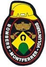 BOMBEROS DE MONTFERRER FIRE AND RESCUE DEPT POMPIERS CATALUNYA REGION EB00304