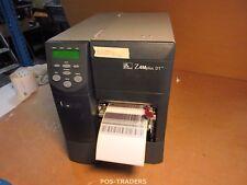 Zebra Z4M Plus Z4M PLUS DT ONLY Thermal Label Printer LAN USB 1058830 INCH LINES