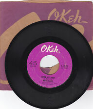 MAJOR LANCE-OKEH 7223  NORTHERN SOUL 45 GOTTA GET AWAY B/W AIN'T IT A SHAME VG++