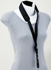 Faxx Padded Bb Clarinet Neck Strap / Sling with Thumb Rest Attachment