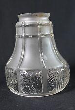 Original ART DECO - Glasschirm - Lampenglas - Ersatzschirm