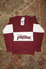vintage dark red / white Philadelphia Phillies children's sweatshirt