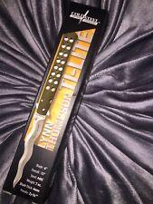 "Cold Steel  6"" Stainless Steel Folding Knife Zytel Handle Green Lynn Thompson"
