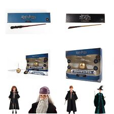 Harry Potter Mystery Flying  / Golden Snitch  / Light Painting Wands / Figures