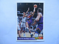 CHARLES BARKLEY PHOENIX SUNS UPPER DECK 334 NBA BASKETBALL CARD 1992 EXCELLENT