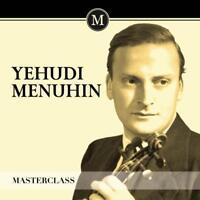Varios - Yehudi Menuhin - Masterclass Nuevo CD