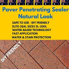 Paver Sealer - Penetrating Natural Look Australian Made - 1Litre