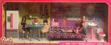 barbie doll and dream house furniture giant box set  brand new and sealed