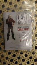 Dead of Winter Pacchetto Promozionale Kodiak Colby, Nuovo, Italiano