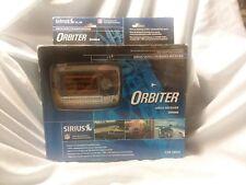 Sirius Orbiter SR4000 Satellite Radio Receiver & Remote New Old Stock