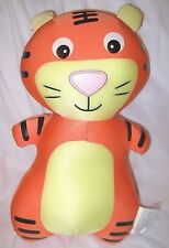 """Snow Foam Micro Beads 14""""-16"""" Japanese Full Size Tiger Cushion Pillow-New!"""