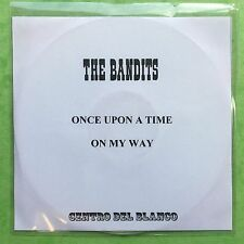 The Bandits - Once Upon A Time / On My Way - Poly Sleeve - Promo CD (ENA286)