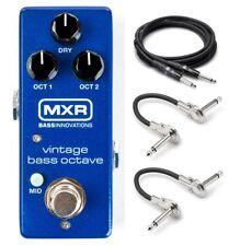 New Mxr M280 Vintage Bass Octave Guitar Effects Pedal
