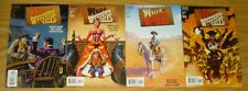 Weird Western Tales #1-4 VF/NM complete series - paul pope - dave gibbons 2 3