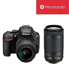 Nikon D5600 18-55mm + AFP 70-300mm + 32GB + Bag