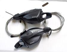New SRAM S700 S-700 SL-700 SL700 2x11 Speed Flat Bar Trigger Shifter Set, NIB