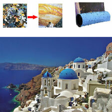 1000 Pieces Aegean Sea Scenery Jigsaw Puzzles Assembling Toys Interactive Games