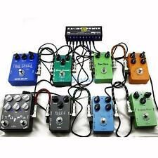 Guitar Effect Pedal CP-05  Power Supply 9V,12V,18V-- 10 Output for Boss Digitech