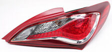 OEM Hyundai Genesis Coupe Right Passenger Side Tail Lamp Lens Chip