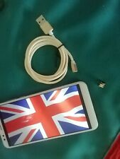 Magnetic MICRO USB Plug + Cable  Charging Charger Cable Mobile Phone Android UK