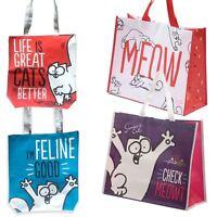 Simons Cat Shopping Bag 33cm High Tote Bag Reusable Simon's Cat