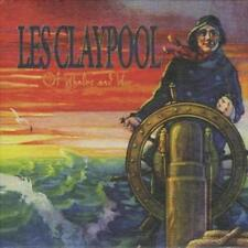 Les Claypool : Of Whales and Woe CD (2006) ***NEW***