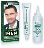 Dye creme colour hair dye for men ready in 10 min
