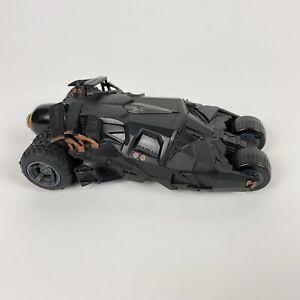 Mattel Tyco Rc 2007 Batman Dark Knight Batmobile Tumbler Missing Remote MO779