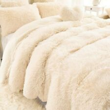 Luxury Long Shaggy Throw Blanket Bedding Sheet Large Size Warm Soft Thick Fluffy