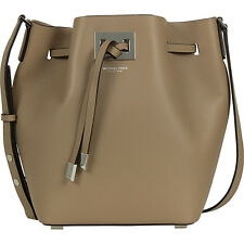 Michael Kors Miranda Medium Leather Crossbody Bucket Bag 31T5PMDM2L 266