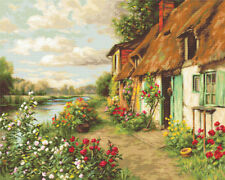 Counted Cross Stitch Kit Luca-S - Landscape