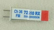 Airtronics DC 72Mhz  FM Receiver Crystal - CH36 72.510