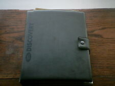 LANDROVER DISCOVERY 200/300 Tdi 1993/94OWNERS MANUAL and SERVICE GUIDE