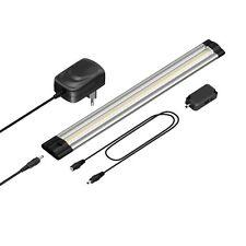 LED Unterbau-Leuchte Siris mit Netzteil, Infrarot-Sensor, flach, 30cm, 220lm, we