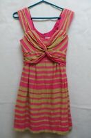 Anthropologie Nanette Lepore women's sleeveless Dress Size 4